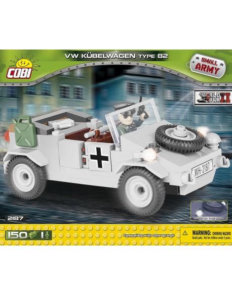 Lego German Kübelwagen type 82