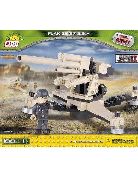 Lego Flak machine gun 36/37 8.8cm