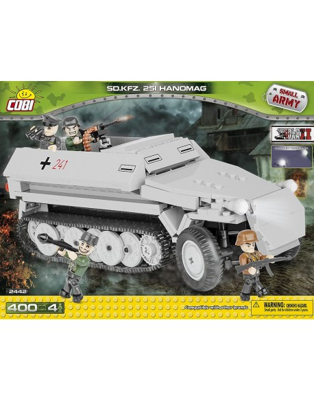 Lego German Hanomag SD. KFZ. 251