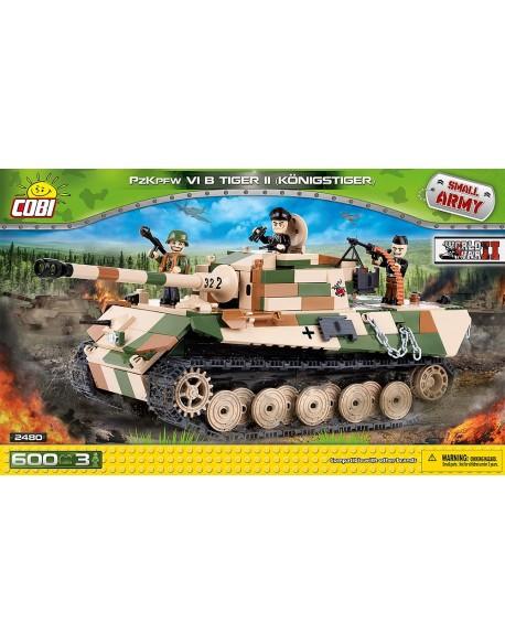 """Lego German Tiger II Pz.Kpfw. VI B """"Königstiger"""""""