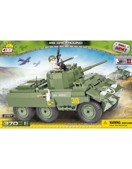 Lego US Greyhound M8