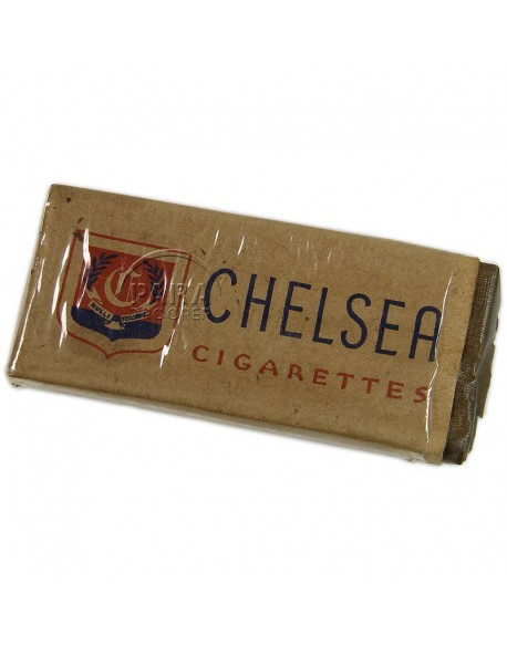 Cigarettes de ration K, Chelsea