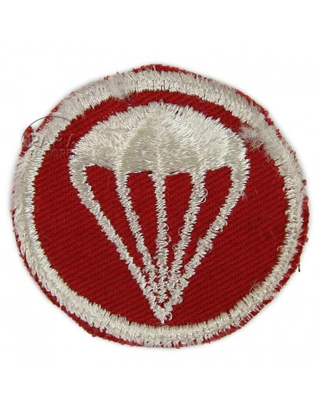 Patch, Cap, Twill, Parachutist, Artillery