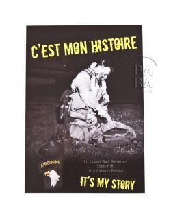 Postcard, It's My Story (Lt Col. Wolverton)