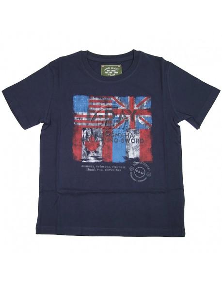 T-Shirt, D-day, vintage, kid