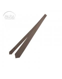 Necktie, Dark OD, Chocolate