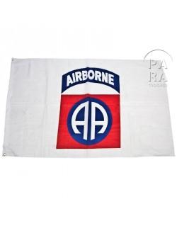 Drapeau 82ème airborne