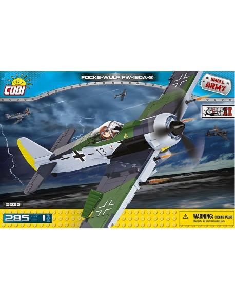 Lego Focke-Wulf FW-190A-8