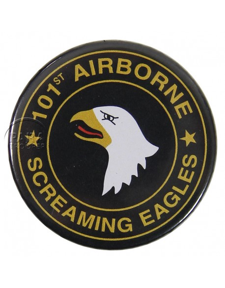 Magnet, 101st Airborne, Screaming Eagles