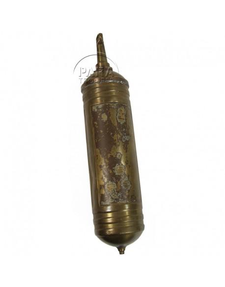 Extinguisher, fire, Pyrene, British Army WD