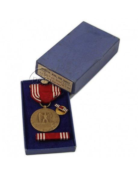 Médaille Good Conduct, 1944