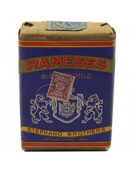 Paquet de cigarettes Rameses