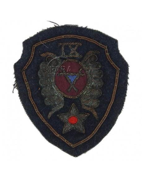 Patch, 9th Engineer Command, Bullion