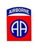 Autocollant 82e Airborne Division
