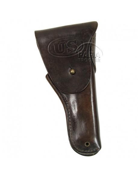 Holster ceinturon Colt .45, 1944