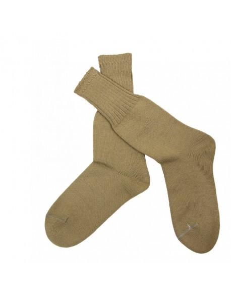 Chaussettes US, kaki clair