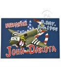 Carte postale John Dakota