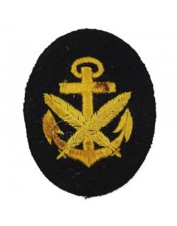 Patch, Sleeve, Clerical NCO's Career, Kriegsmarine