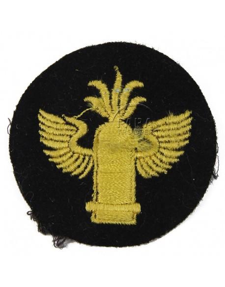 Insigne d'artillerie côtière Kriegsmarine