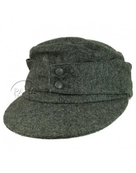 Casquette M-1943, feldgrau
