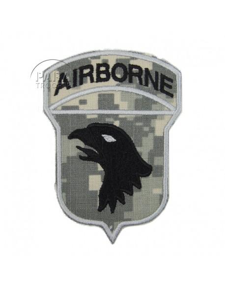 Insigne ACU, 101e Airborne Division