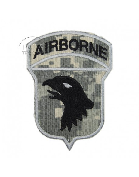 Patch, ACU, 101st Airborne Division