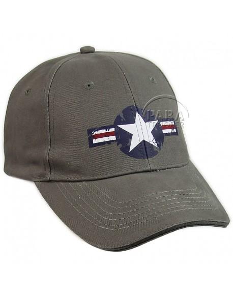 Cap, Baseball, Vintage USAAF
