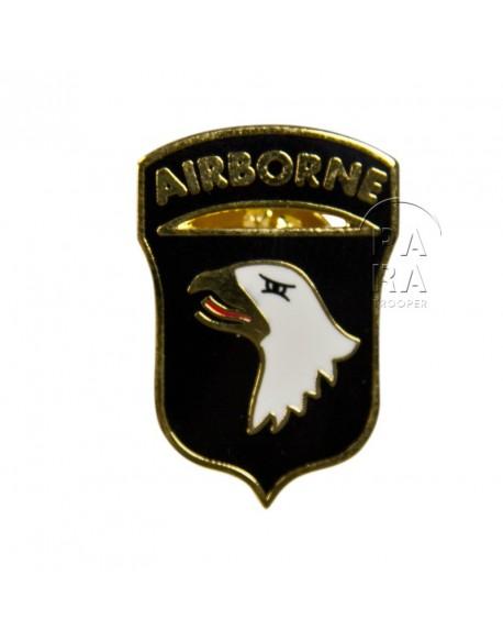 Crest de la 101ème division aéroportée