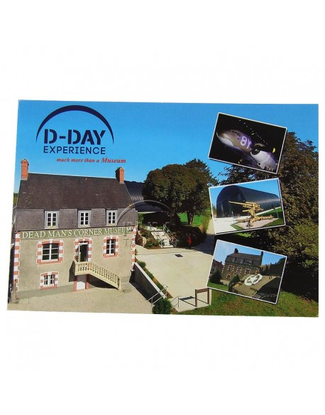 Post card, D-Day Experience
