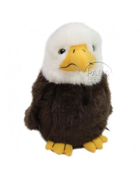 Stuffed animal, eagle, small