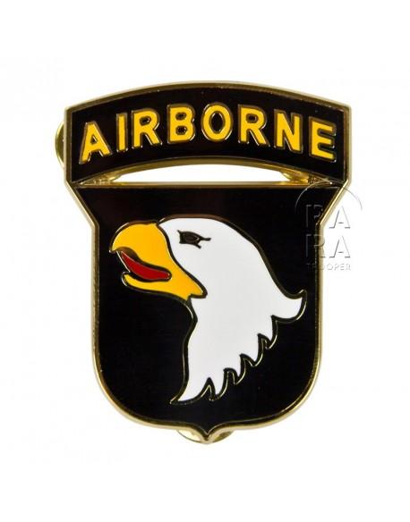 Crest (Grand modèle) 101ème Airborne