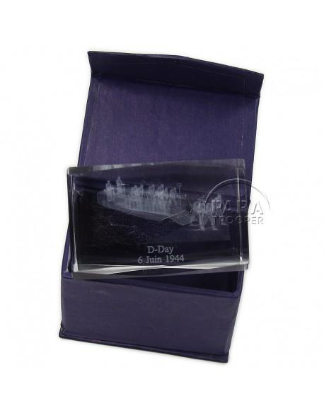 Presse-papier cristal LCVP