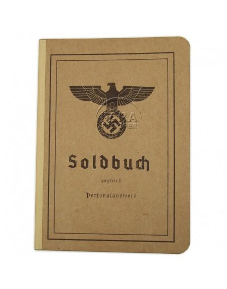 Soldbuch Wehrmacht