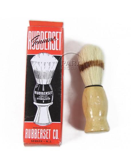 Brush, Shaving, Rubberset