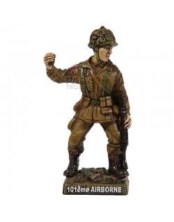 Statue 101st Airborne