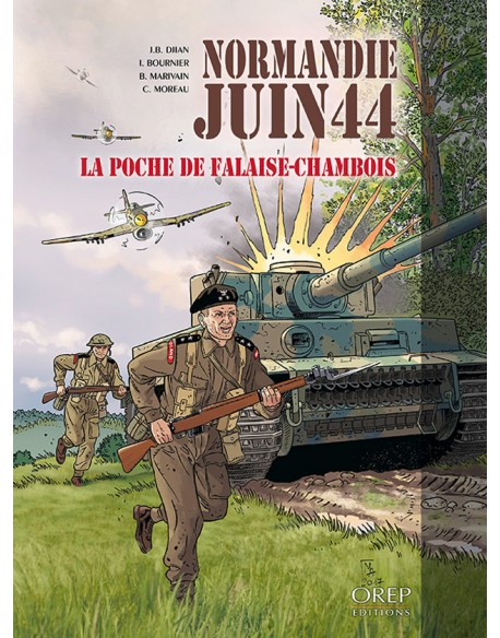 Normandy June 44 - Tome 6 : Falaise Gap