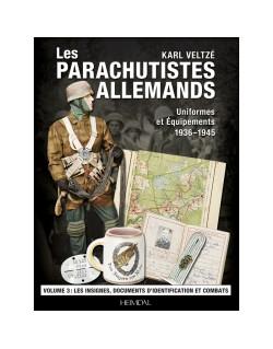 Les parachutistes allemands, Volume 3