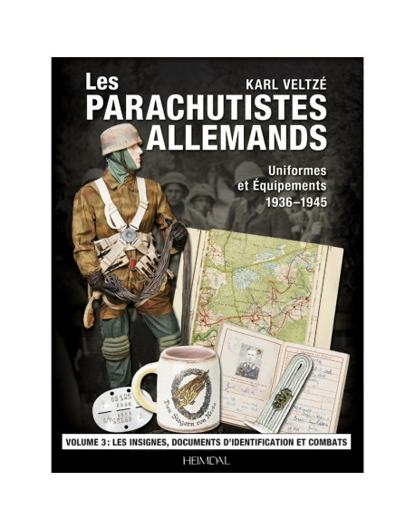 German Paratroopers, Volume 3