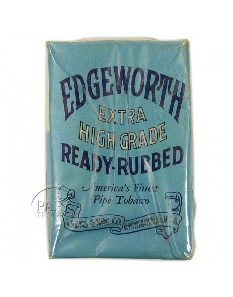 Paquet de tabac Edgeworth