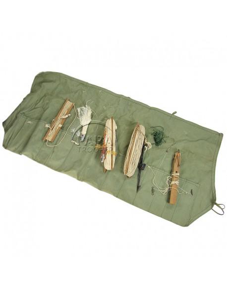 Kit de survie, pêche, USAAF