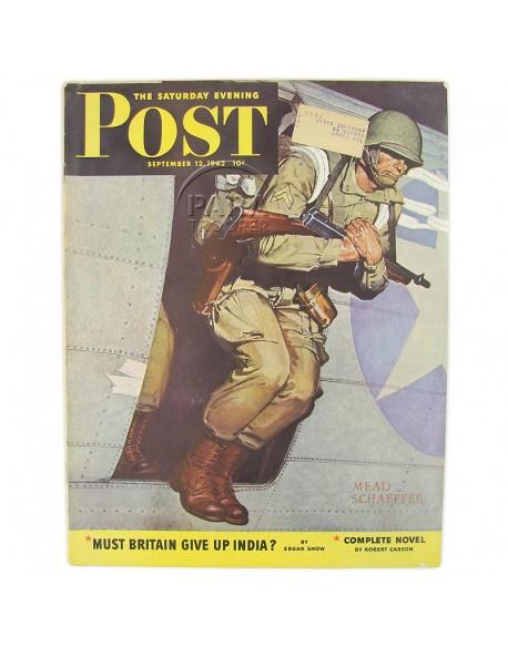 Post Magazine, 1942, Airborne