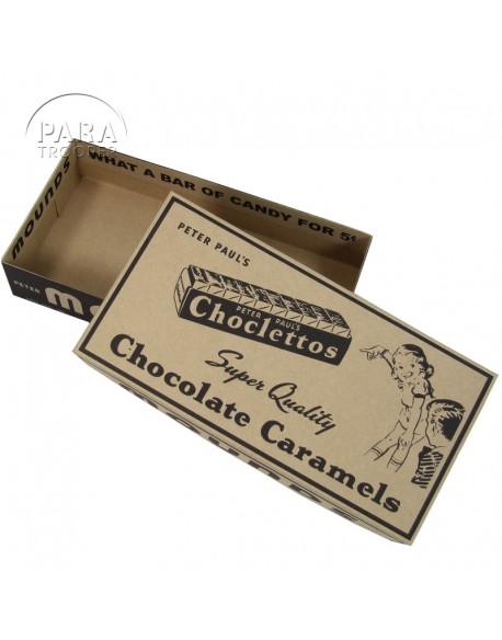 Boite de chocolat, Mounds