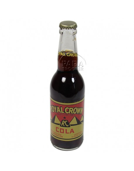 Bouteille de Royal Crown Cola