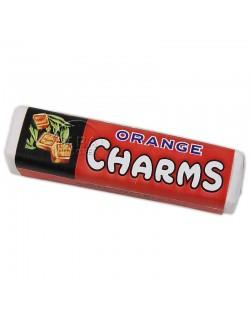 Sweets, Charms, Orange