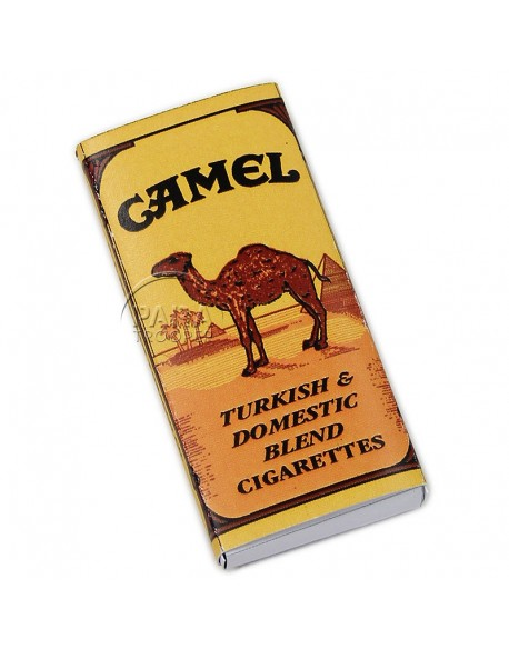 Cigarettes de ration K, Camel