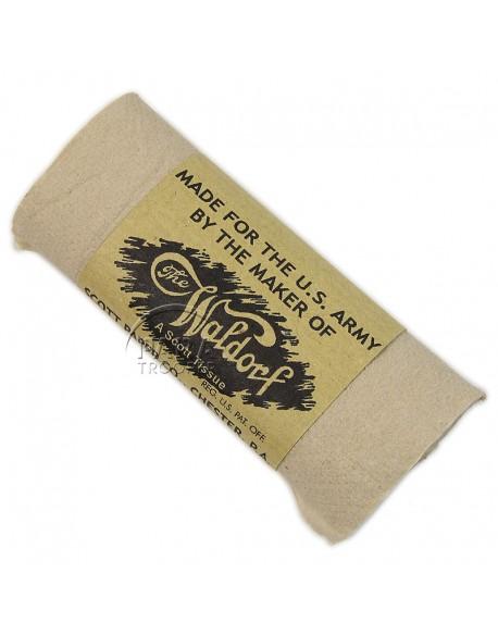 Papier hygiénique de ration, Waldorf