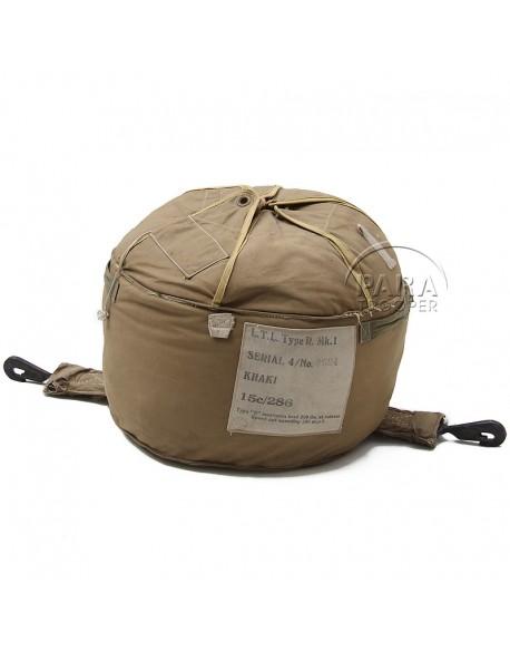 Parachute de container britannique