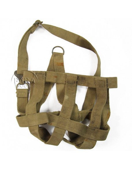 Harness, Webbing Carry, WS38 Wireless Set