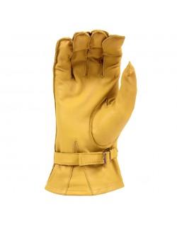 Gloves, Parachutist, Leather, Luxe