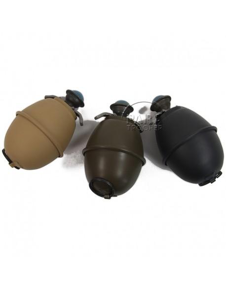 Grenade oeuf, métal